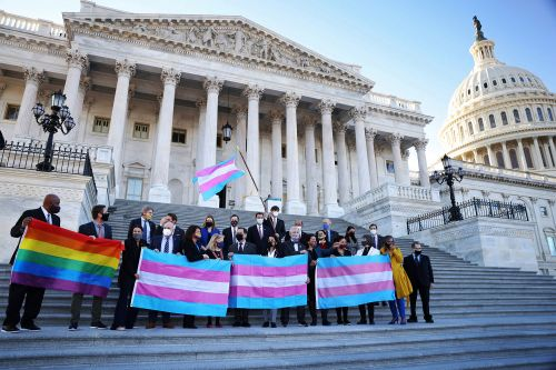 House passes Equality Act over GOP objections about transgender sports