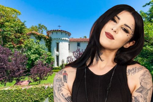 Kat Von D lists Hollywood Hills home for $3.4M