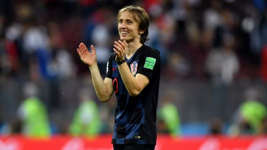 World Cup 2018: Croatia captain Luke Modric wins Golden Ball