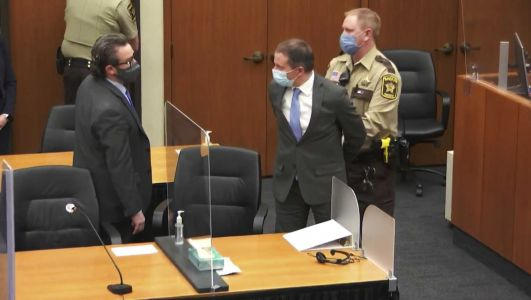 Nebraska leaders, groups react to Derek Chauvin being convicted in George Floyd's death