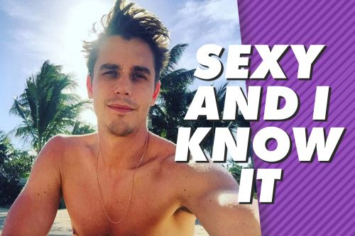'Queer Eye' hottie Antoni Porowski makes fans thirsty with shirtless pics