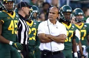 No. 16 Baylor at home could knock Texas out of Big 12 race