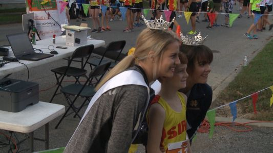 Harvest Homecoming is underway in New Albany