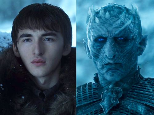 'Game of Thrones' star reacts to the popular theory about Bran being the Night King: 'Do I really look like an ancient ice zombie?'