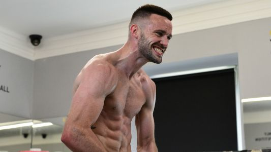 Josh Taylor says beating Ivan Baranchyk will be start of many big nights to come