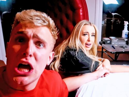 There's no good reason to believe that Jake Paul and Tana Mongeau are actually engaged