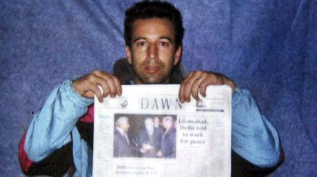 Pakistan's Supreme Court frees man convicted then acquitted for role in beheading death of US journalist Daniel Pearl