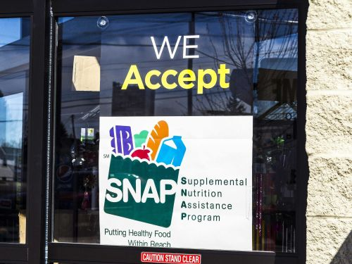 Trump administration's proposal would cut food stamp benefits for 3.1 million
