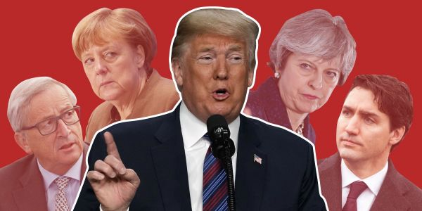 Trump is threatening to disrupt the $5 trillion currency market by inserting clauses into trade deals. Here's how that could change how the entire global economy functions