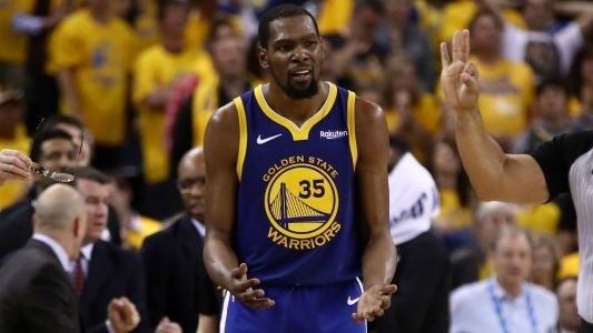 Kevin Durant challenges comments from Fox Sports' Chris Broussard, Twitter trolls