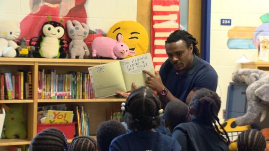 Carr Cares Foundation teams up with a Baltimore City school to give back