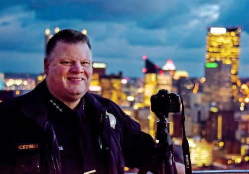 Us: Pittsburgh always smiles for the city's top cop
