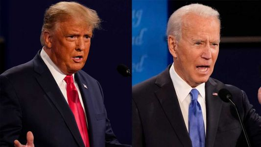Road to 270: Biden has options, President Trump walks narrow path