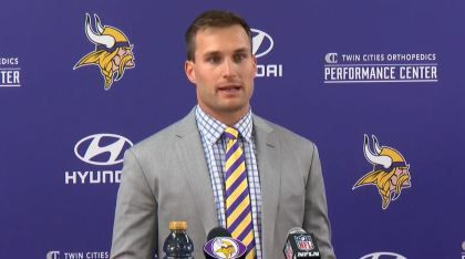 Could Vikings' Guarantee For Cousins Start An NFL Trend?