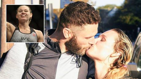 'I look forward to your rise': Andrea 'KGB' Lee shows she has moved on from estranged husband with message to new UFC fighter love