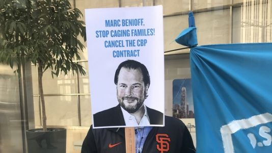 Tech Workers Demand CEOs Stop Doing Business With ICE, Other U.S. Agencies
