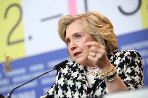 Coming to a podcast near you: Hillary Clinton