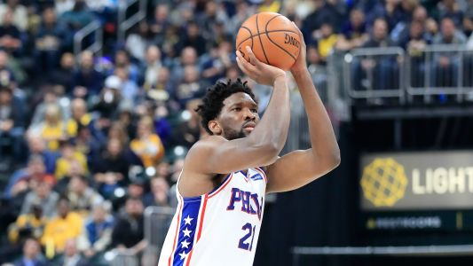 Joel Embiid injury update: 76ers star will not play in Game 3 vs. Nets