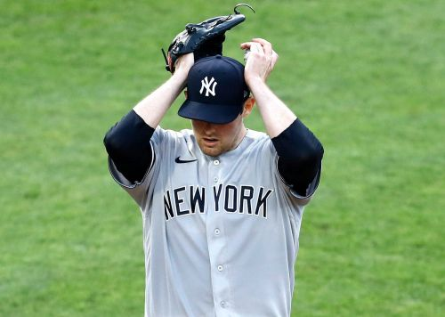 Jordan Montgomery struggles early as Yankees fall to Phillies