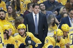 Laviolette to coach Team USA at world hockey championships
