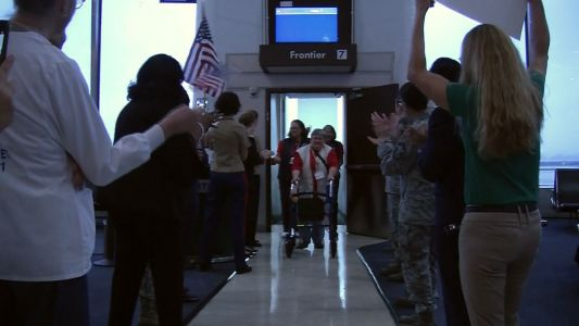 Female veterans honored with daytrip to Washington