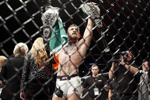 Dana White wants Conor McGregor back in summer; 'Cowboy' Cerrone frontrunner to land fight