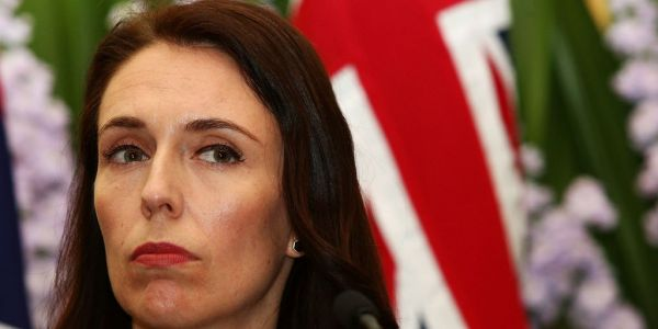 New Zealand PM Jacinda Ardern speaks with leaders of Facebook, Google, and Twitter in push to slow the spread of violent content online