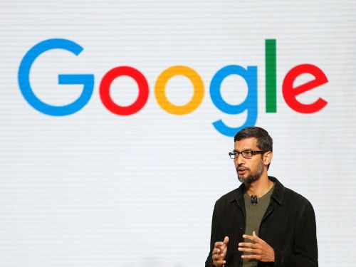 Google CEO Sundar Pichai warns employees: Don't get too political, or else