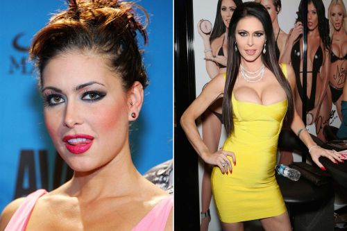 Porn star Jessica Jaymes found dead at 43