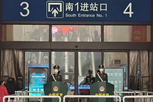 China has put 33 million people on lockdown because of the coronavirus outbreak. An urban planner says there's no way to seal off a city