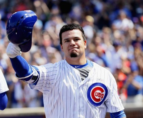 Kyle Schwarber thanks Cubs fans for memorable Wrigley experience