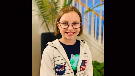4th grader from Greenville moves step closer to naming the next Mars Rover