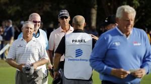 Rain pushes Champions final round to Monday