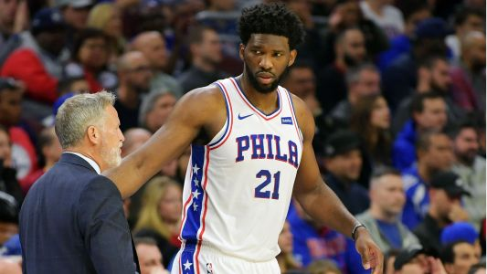 Joel Embiid injury update: 76ers star questionable for Saturday's game against Thunder
