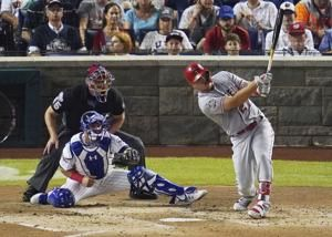 Manfred: Trout would be bigger star if he marketed himself