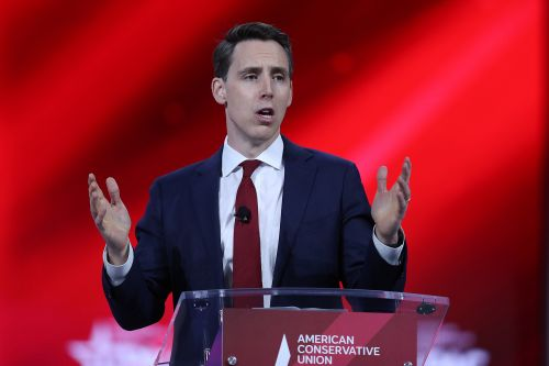 Hawley calls for breakup of Big Tech 'oligarchs' that 'sold us out to China'