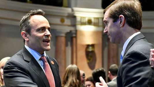 Special session for Kentucky pension relief bill will start this week