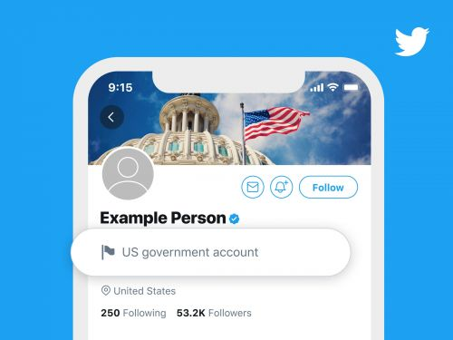 Twitter is adding labels to the accounts of state-affiliated media and government officials