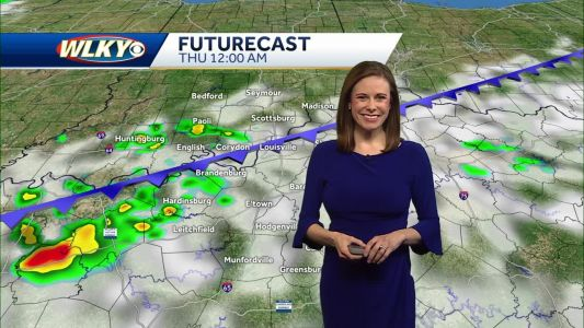 Drier and Less Humid on Thursday