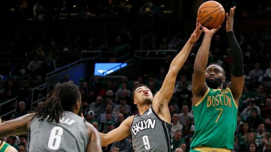 Celtics to play Nets in Boston on Christmas Day, ESPN reports