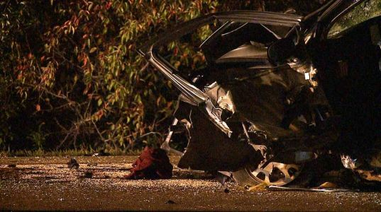'A very challenging last couple of days': Five dead, 11 hospitalized in weekend crashes