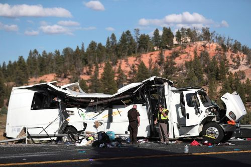 Driver of doomed Utah tour bus was making his first trip