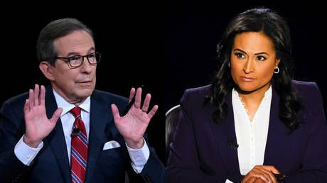 Chris Wallace 'jealous' of Kristen Welker as new moderator wins praise from all sides for managing 'civilized' debate