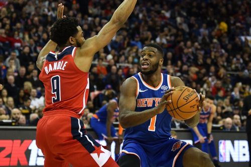 Emmanuel Mudiay wants to be the closer Knicks are missing