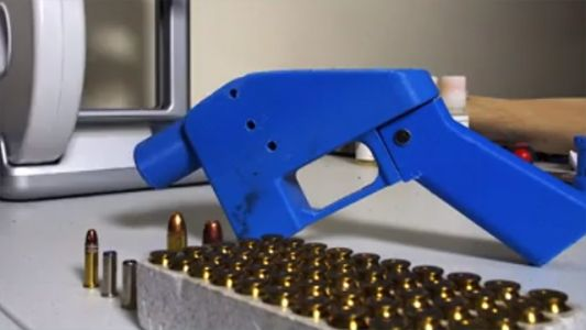 Americans can legally download 3-D printed guns starting next month