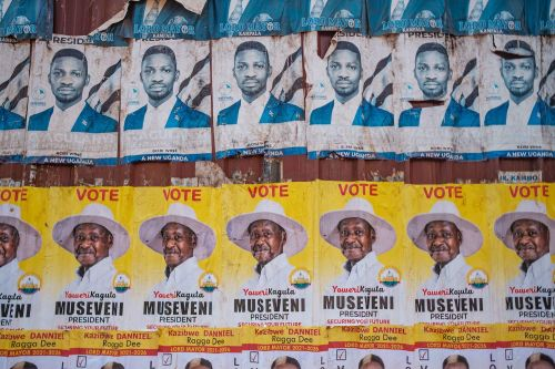 Uganda Heads to the Polls, With 'Dictator' on the Line