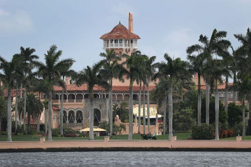 Mar-a-Lago business was down in 2018, Trump's financial form shows