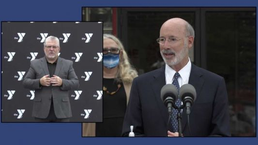 Gov. Wolf: No plan to change recommendation on school sports