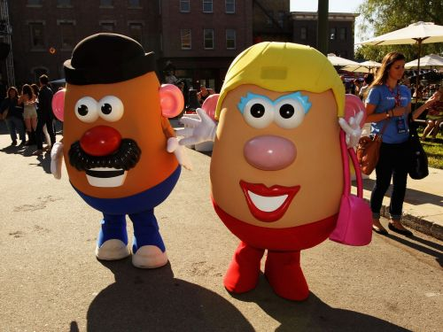 Hasbro is dropping the 'Mr.' from its Potato Head toys because 'culture has evolved,' and it's angering critics who say 'woke imbeciles are destroying the world'
