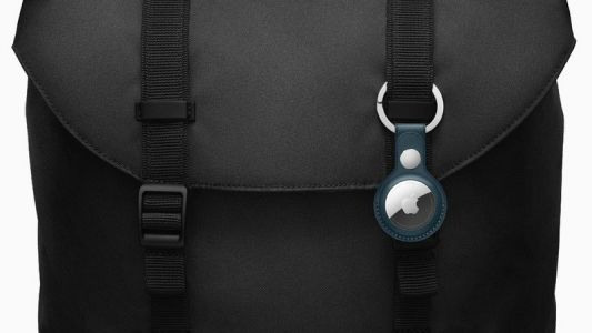 AirTag is splash, dust, and water-resistant with a replaceable battery
